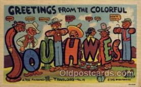xrt277021 - Travelcard No. 14 Artist Reg Manning Postcards, Post Cards