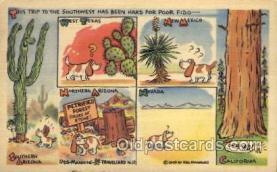 xrt277022 - Travelcard No. 38 Artist Reg Manning Postcards, Post Cards