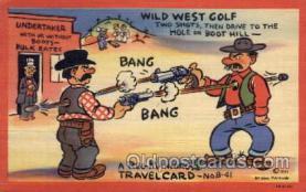xrt277025 - Travelcard No. 8-41 Artist Reg Manning Postcards, Post Cards