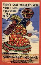 xrt277038 - Travelcard No. 6-41 Artist Reg Manning Postcards, Post Cards
