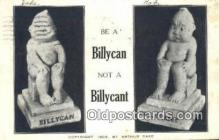 xrt282001 - Artist Billiken Postcard Post Card Old Vintage Antique