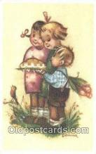 xrt284006 - Artist Bonnie Postcard Post Card Old Vintage Antique Series # 594