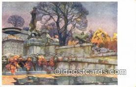 xrt286011 - Artist Karel Cerny Postcard Post Card Old Vintage Antique Series # 128-4