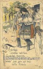 xrt287030 - Artist Cihelky Postcard Post Card Old Vintage Antique Series # 128