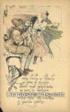 xrt287032 - Artist Cihelky Postcard Post Card Old Vintage Antique