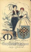 xrt287035 - Artist Cihelky Postcard Post Card Old Vintage Antique