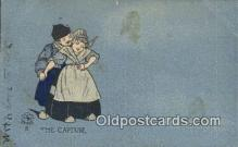 xrt289003 - Artist D.P Crane Postcard Post Card Old Vintage Antique Series # 5