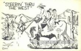 xrt291005 - Artist Cabot Colt Postcard Post Card Old Vintage Antique Series # W-7