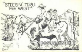 xrt291006 - Artist Cabot Colt Postcard Post Card Old Vintage Antique Series # W-7