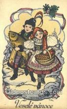xrt293002 - Artist Vaclav Cutta Postcard Post Card Old Vintage Antique Series # 606