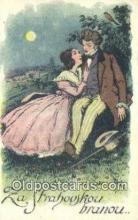 xrt293004 - Artist Vaclav Cutta Postcard Post Card Old Vintage Antique Series # 6502-II