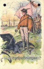 xrt293009 - Artist Vaclav Cutta Postcard Post Card Old Vintage Antique Series # 319-1-12