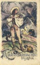 xrt293014 - Artist Vaclav Cutta Postcard Post Card Old Vintage Antique Series # 319-1-12