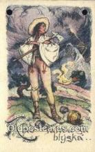 xrt293015 - Artist Vaclav Cutta Postcard Post Card Old Vintage Antique Series # 319-1-12
