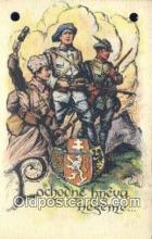 xrt293016 - Artist Vaclav Cutta Postcard Post Card Old Vintage Antique Series # 319-1-12