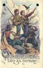 xrt293018 - Artist Vaclav Cutta Postcard Post Card Old Vintage Antique Series # 319-1-12