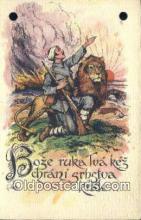 xrt293019 - Artist Vaclav Cutta Postcard Post Card Old Vintage Antique Series # 319-1-12