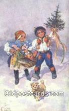 xrt293024 - Artist Vaclav Cutta Postcard Post Card Old Vintage Antique Series # 1001-9