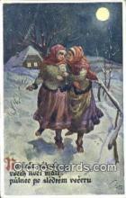 xrt293025 - Artist Vaclav Cutta Postcard Post Card Old Vintage Antique Series # 132-1