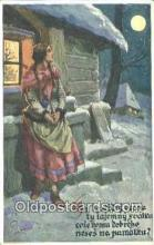 xrt293026 - Artist Vaclav Cutta Postcard Post Card Old Vintage Antique Series # 132-2