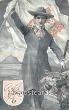 xrt293028 - Artist Vaclav Cutta Postcard Post Card Old Vintage Antique Series # 35