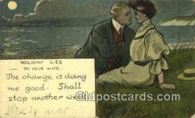 xrt295003 - Artist Charles Edward Crombie Postcard Post Card Old Vintage Antique