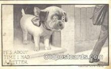 xrt296003 - Artist F. Bluh, F & W Postcard Post Card Old Vintage Antique