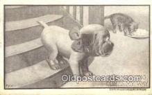 xrt296013 - Artist F. Bluh, F & W Postcard Post Card Old Vintage Antique