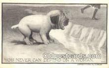 xrt296018 - Artist F. Bluh, F & W Postcard Post Card Old Vintage Antique