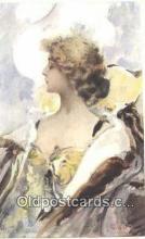 xrt300006 - Artist Dedina, Jan Postcard, Post Card, Old Vintage Antique