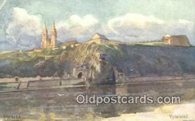xrt301007 - Artist Engelmuller, F. Postcard, Praha, Prague, Czech Republic, Post Card, Old Vintage Antique