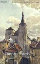 xrt301012 - Artist Engelmuller, F. Postcard, Praha, Prague, Czech Republic, Post Card, Old Vintage Antique