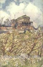 xrt301019 - Artist Engelmuller, F. Postcard, Praha, Prague, Czech Republic, Post Card, Old Vintage Antique