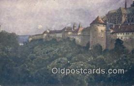 xrt301021 - Artist Engelmuller, F. Postcard, Praha, Prague, Czech Republic, Post Card, Old Vintage Antique