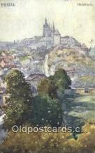 xrt301025 - Artist Engelmuller, F. Postcard, Praha, Prague, Czech Republic, Post Card, Old Vintage Antique