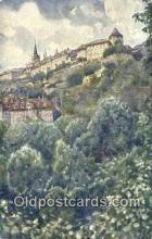 xrt301026 - Artist Engelmuller, F. Postcard, Praha, Prague, Czech Republic, Post Card, Old Vintage Antique