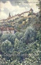 xrt301028 - Artist Engelmuller, F. Postcard, Praha, Prague, Czech Republic, Post Card, Old Vintage Antique