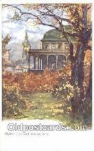 xrt301052 - Artist Engelmuller, F. Postcard, Praha, Prague, Czech Republic, Post Card, Old Vintage Antique