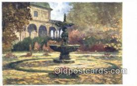 xrt301054 - Artist Engelmuller, F. Postcard, Praha, Prague, Czech Republic, Post Card, Old Vintage Antique