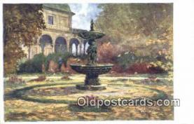 xrt301055 - Artist Engelmuller, F. Postcard, Praha, Prague, Czech Republic, Post Card, Old Vintage Antique