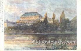 xrt301068 - Artist Engelmuller, F. Postcard, Praha, Prague, Czech Republic, Post Card, Old Vintage Antique