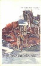 xrt301072 - Artist Engelmuller, F. Postcard, Praha, Prague, Czech Republic, Post Card, Old Vintage Antique