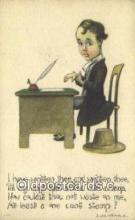 xrt314007 - Artist Kemble, E.B. Postcard Post Card, Old Vintage Antique
