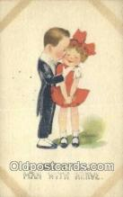 xrt314009 - Artist Kemble, E.B. Postcard Post Card, Old Vintage Antique