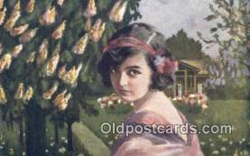 xrt317008 - Artist Dobrowolski Postcard Post Card, Old Vintage Antique