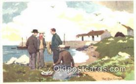 xrt320005 - Artist Mac Cormack Postcard Post Card, Old Vintage Antique