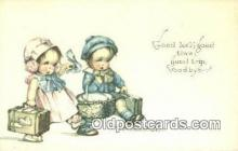 xrt321005 - Artist Welch Silver, Ruth Postcard Post Card, Old Vintage Antique