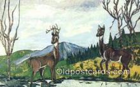 xrt329001 - Series NT-9 Artist Nyla Thompson Postcard Post Card, Old Vintage Antique