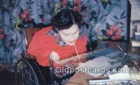 xrt329013 - Series NT-1 Artist Thompson, Nyla Postcard Post Card, Old Vintage Antique