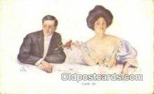 xrt330001 - Series L-357 Artist A. Toniolo Postcard Post Card, Old Vintage Antique